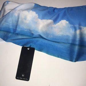 Wildfox Swim - NWT Wildfox Cloud Strapless Bikini Top